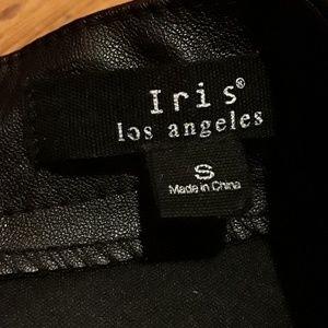 iris Skirts - ♥️ Leather Skirt ♥️